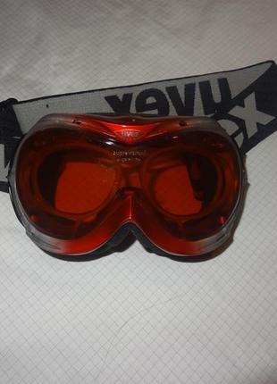 Горнолыжные очки uvex supravision