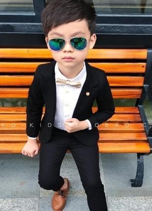 Стильный костюм для маленького джентельмена