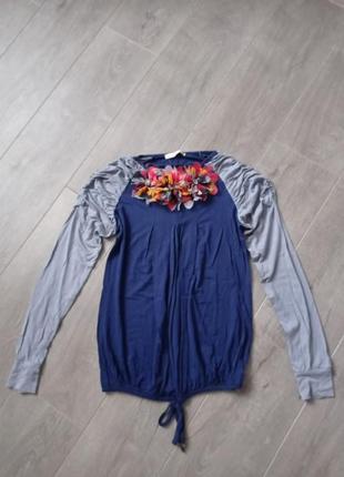 Блуза стрейч кофточка