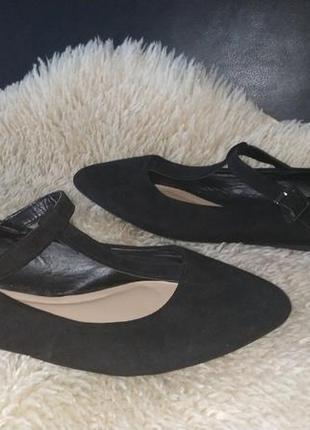 New look туфли текстиль