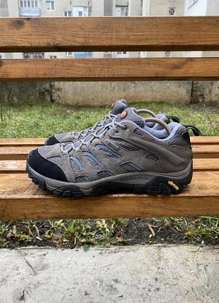 Оригинал зимние кожаные merrell j87110 moab goretex кроссовки ботинки