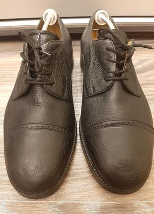 Туфли olimpo's, кожа, размер 45, стелька - 30 см.