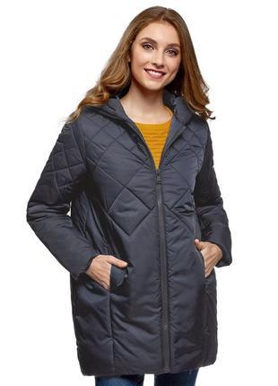 Стеганая курточка куртка пальто