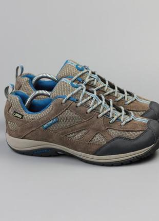 Брендовые трекинговые кроссовки на гортексе