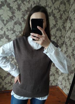 Желетка,свитер,кофта,жилетка