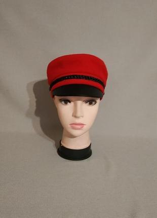 Распродажа!52размер. кепка кепи картуз модные женские кепi кашкет шапка фуражка