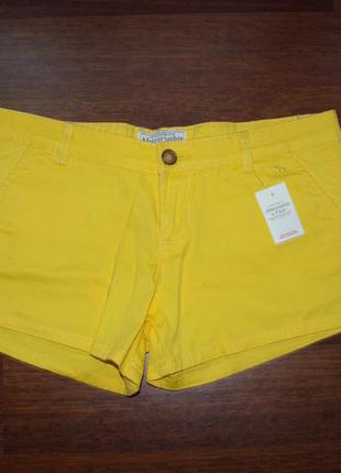 Новые шорты abercrombie & fitch