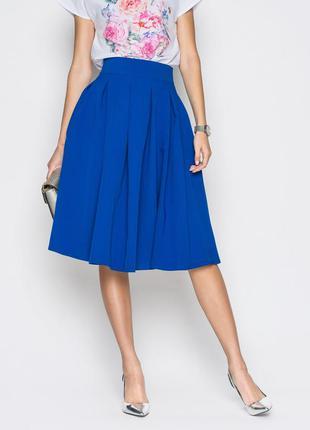 Практичная юбка с карманами