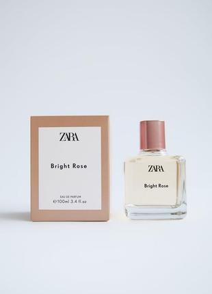 Парфюм zara bright rose,100мл