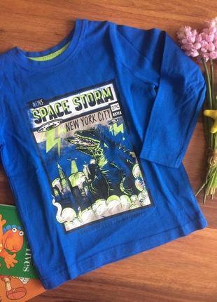 Супермодный реглан,футболка ,кофта для парнишки rebel 4-5 лет.