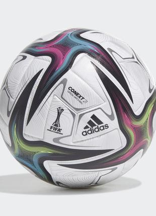 Мяч футбольный adidas conext 21 pro (арт. gk3488)