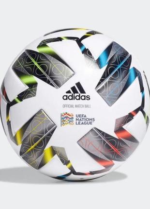 Мяч футбольный adidas nations league omb (арт. fs0205)