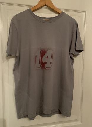 Винтажная футболка левайс