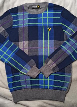 Lyle&scott джемпер кофта свитер