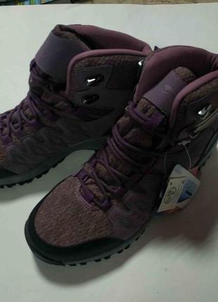 Женские треккинговые мембранные ботинки