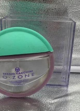 Sergio tacchini o-zone woman женский парфюм