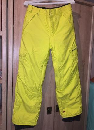Крутые горнолыжные штаны