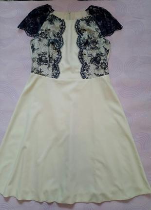 Элегантное платье space for ladies