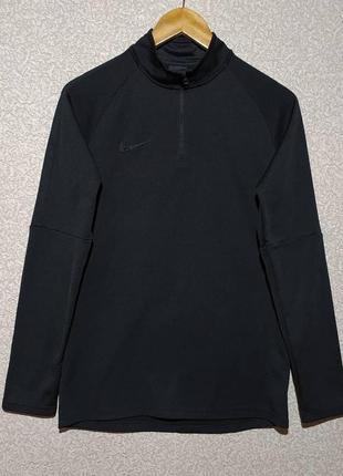 Nike dri-fit оригинал спортивная кофта размер s