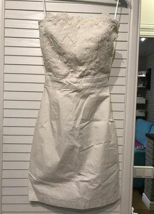 Нарядное вечернее коктейльное платье
