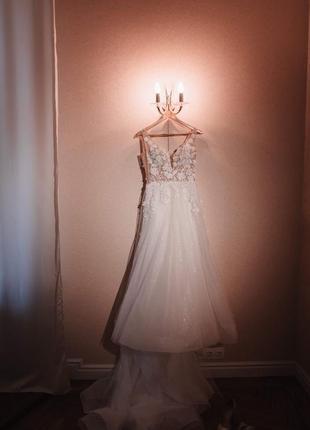 Продам весільне плаття anastasiay sposa , fredericka
