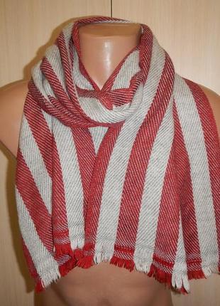 Кашемировый шарф кашне непал 100% кашемир
