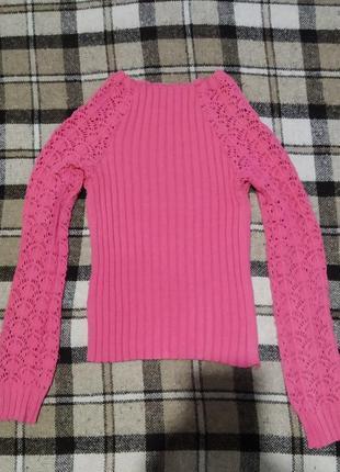 Вязаный свитер 🧶