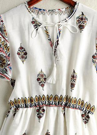 Супер красивое летнее платье