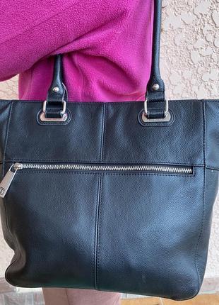 Шкіряна сумка tignanello
