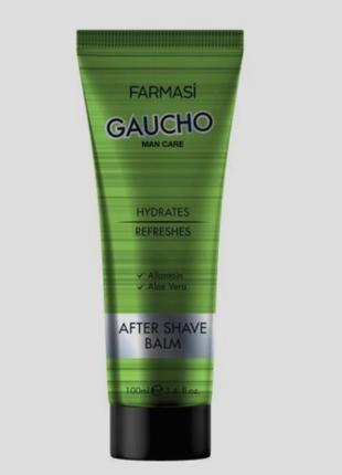 Бальзам після гоління gaucho