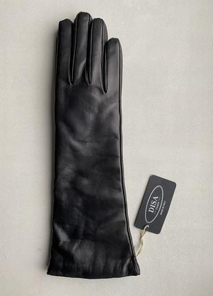 Перчатки кожаные итальянские disa