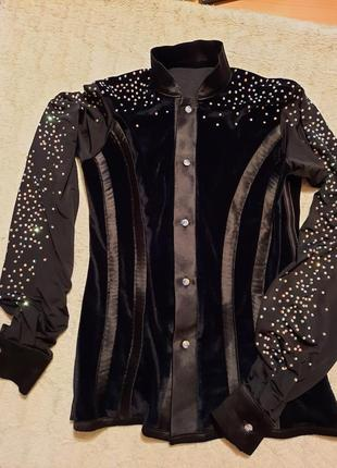 Рубашка для бальных танцев.