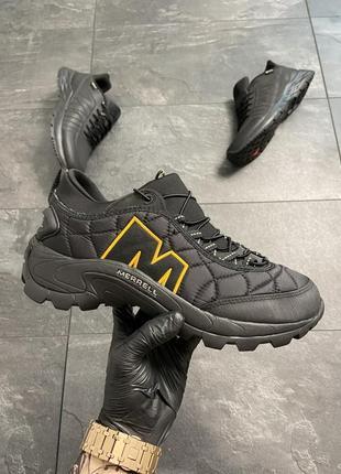 Женские кроссовки 🔸merrel moc 2 black orange🔸