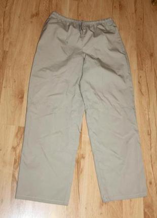 Женские классные брюки nike, размер 36.