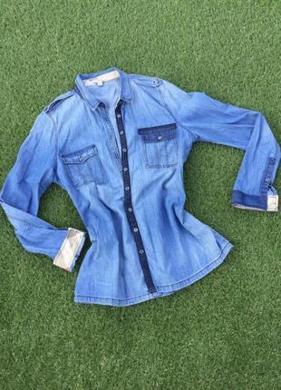 Продам рубашку burberry brit оригинал