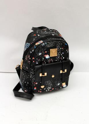 Рюкзак, рюкзак городской, ранец, космос