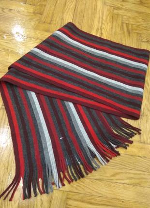 Супер модний шарф tommy hilfiger