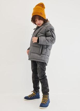 Крутая куртка reserved