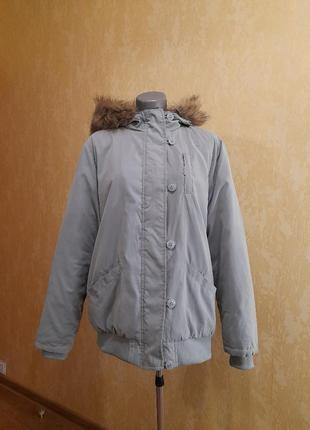 Курточка - зефирка 18 размер