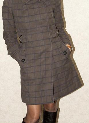 Женское демисезонное пальто topshop