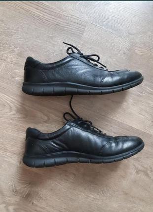 Кроссовки-туфли ecco