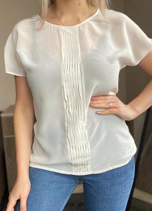 Блуза, сорочка massimo dutti оригинал