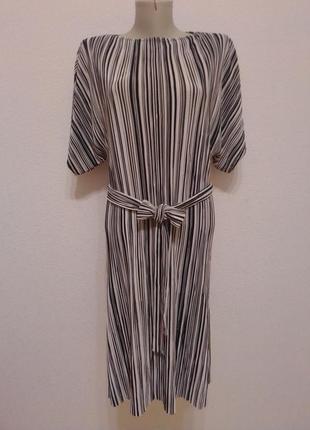 Платье женское повседневное гофре/плиссе от topshop
