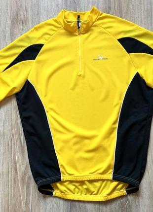 Мужская вело футболка с коротким рукавом movenride