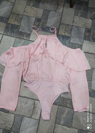 Комбідрес блузка боди