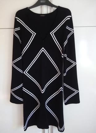 Трикотажное платье yuka