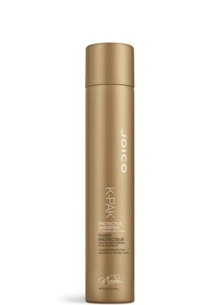 Joico k-pak protective hair spray спрей-лак
