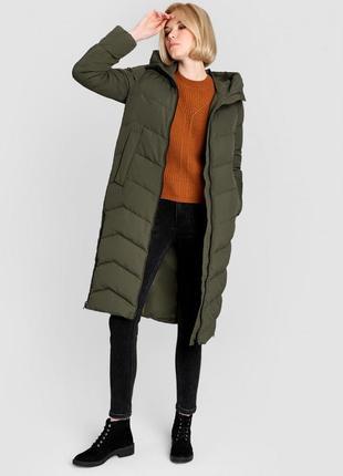 Куртка пуховая зимняя ostin