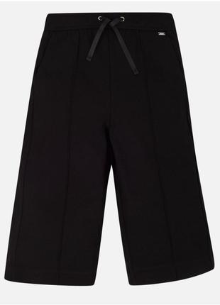 Штаны-бриджи брюки кюлоты капри mayoral темно-синие на 128, 140, 157 см