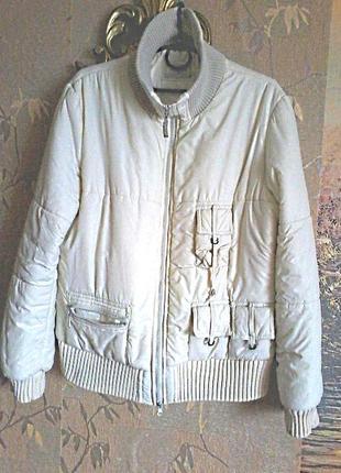 Теплая курточка в идеальном состоянии от icon на размер 50-52 (xl-xxl)